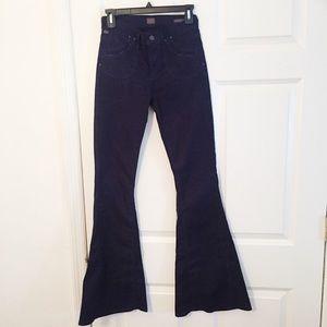 COH Angie Super Flare Jeans Blue Size 26